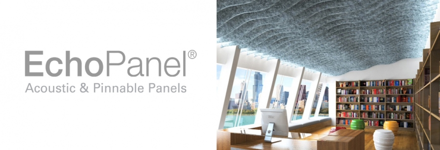 Echopanel® Acoustic & Pinnable Panels