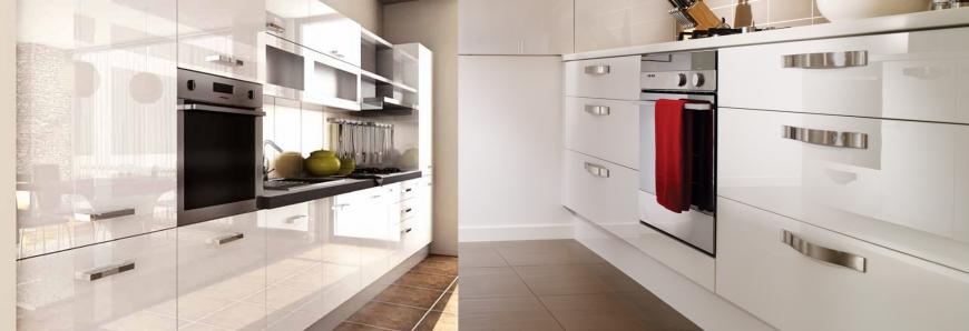 & StyleLite® high gloss doors \u0026 panels