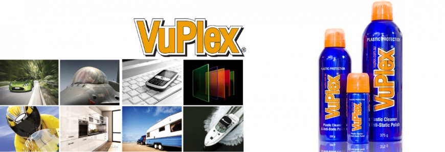 Vuplex® Perspex® Cleaner