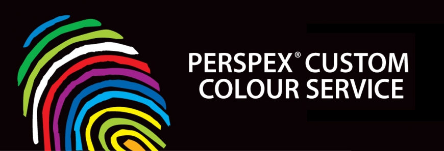 Perspex® Colour Matching Service